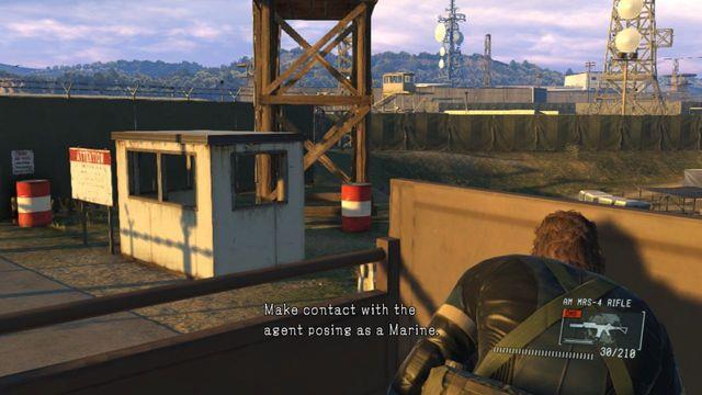 Saia do caminhão - classificados Intel Aquisição - Ops laterais e Ops extra - Metal Gear Solid V: Zeros terra - Guia do Jogo e Passo a passo