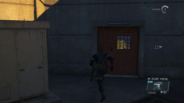 Cabeça para a base - Classificados Intel Aquisição - Ops laterais e Ops extra - Metal Gear Solid V: Zeros terra - Guia do Jogo e Passo a passo