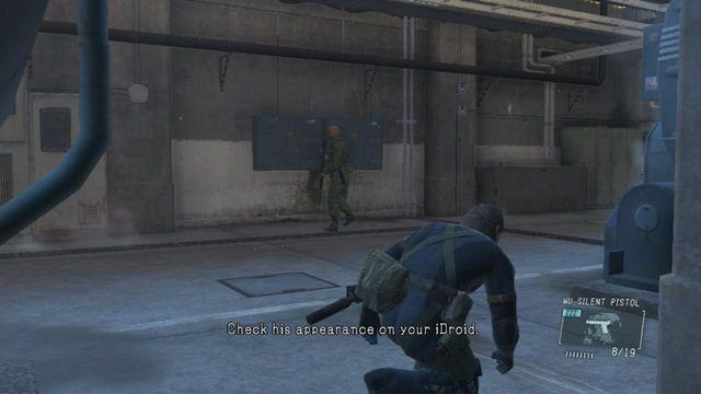 O careca é o seu alvo - Classificada Intel Aquisição - Ops laterais e Ops extra - Metal Gear Solid V: Zeros terra - Guia do Jogo e Passo a passo