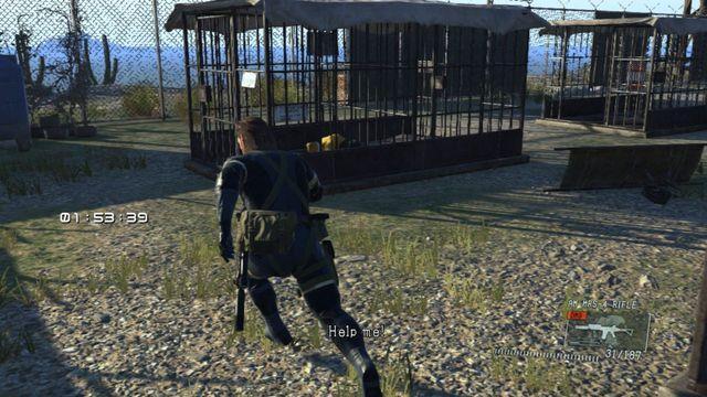 Libertem os prisioneiros - Destrua os Emplacements Anti-Air - Ops laterais e Ops Extra - Metal Gear Solid: V Zeroes terra - Guia do Jogo e Passo a passo