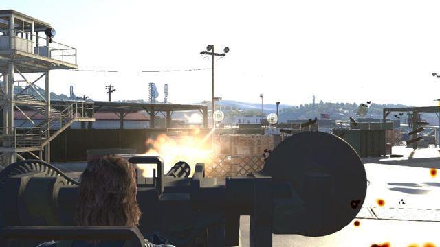 Arma antiaérea - Destrua os anti-aérea Emplacements - Ops laterais e Ops Extra - Metal Gear Solid V: Zeros terra - Guia do Jogo e Passo a passo