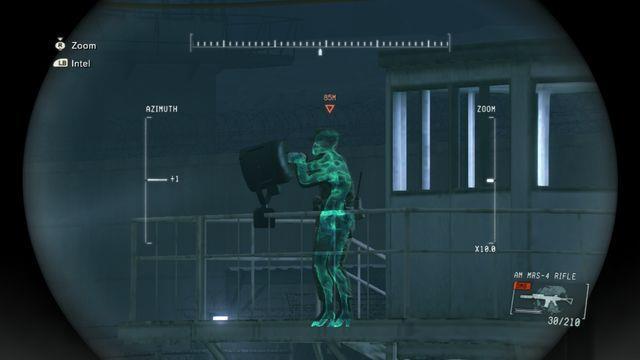O segundo guarda - Snatcher - Jamais Vu - Ops laterais e Ops Extra - Metal Gear Solid V: Zeros terra - Guia do Jogo e Passo a passo