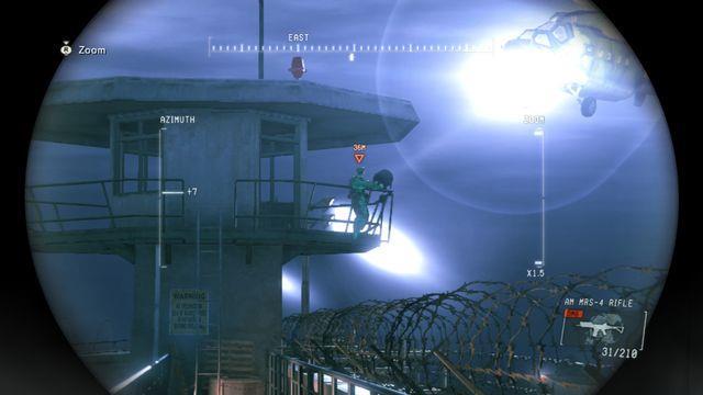 A Snatcher na torre - Jamais Vu - Ops laterais e Ops extra - Metal Gear Solid V: Zeros terra - Guia do Jogo e Passo a passo