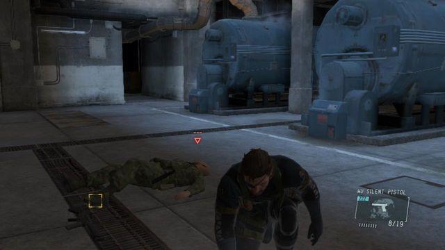 O careca é o seu alvo - missões secundárias - Cassetes de banda magnética - Metal Gear Solid: V Zeroes terra - Guia de jogo e passo a passo