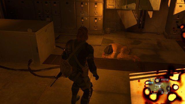 O prisioneiro especial - missões secundárias - Cassetes de banda magnética - Metal Gear Solid: V Zeroes terra - Guia de jogo e passo a passo