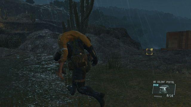 Livre Chico - Extraindo Chico - Passo a passo - Metal Gear Solid V: Zeros terra - Guia do Jogo e Passo a passo