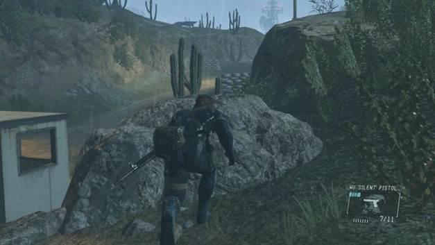 Volte para a base - Extraindo Chico - Passo a passo - Metal Gear Solid V: Zeros terra - Guia do Jogo e Passo a passo