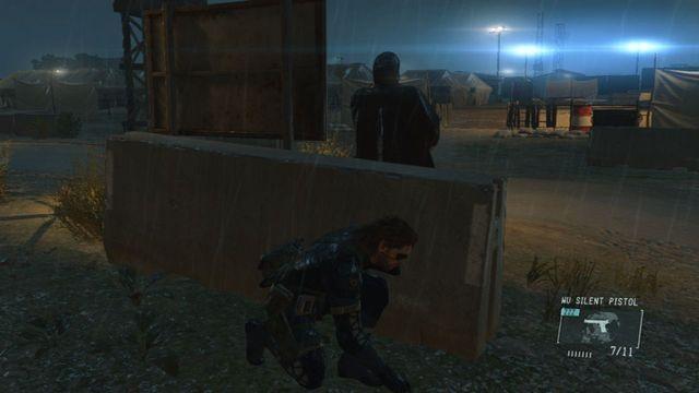 Bata o guarda - Extraindo Paz - Passo a passo - Metal Gear Solid V: Zeros terra - Guia do Jogo e Passo a passo