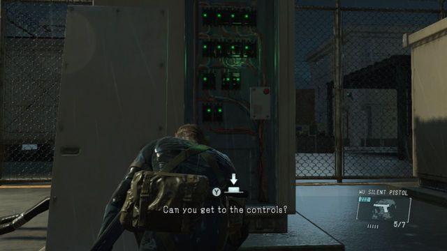 Sabotage o poder - Extraindo Paz - Passo a passo - Metal Gear Solid V: Zeros terra - Guia do Jogo e Passo a passo