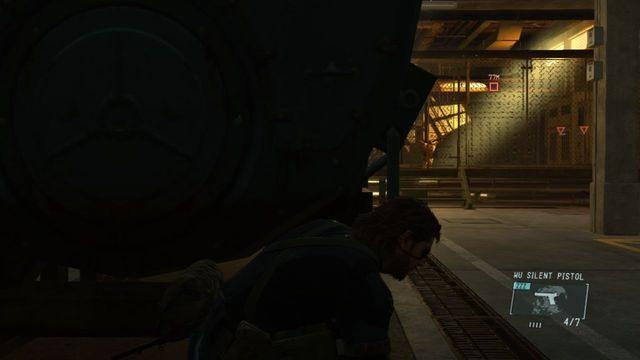 Livre Paz - Extraindo Paz - Passo a passo - Metal Gear Solid V: Zeros terra - Guia do Jogo e Passo a passo