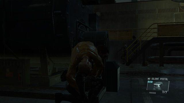 Fuja da base de transporte Paz - Extraindo Paz - Passo a passo - Metal Gear Solid V: Zeros terra - Guia do Jogo e Passo a passo