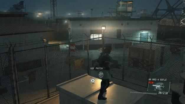 Remendo # 3 - manchas XOF - Metal Gear Solid V: Zeros terra - Guia do Jogo e Passo a passo