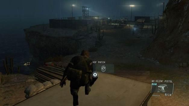 Correção # 5 - manchas XOF - Metal Gear Solid V: Zeros terra - Guia do Jogo e Passo a passo