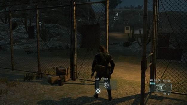 Remendo # 6 - manchas XOF - Metal Gear Solid V: Zeros terra - Guia do Jogo e Passo a passo