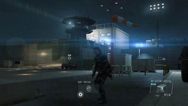 Patch 7 - XOF manchas - Metal Gear Solid: V Zeroes Ground - Guia do Jogo e Passo a passo