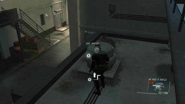 Patch # 8 - manchas XOF - Metal Gear Solid V: Zeros terra - Guia do Jogo e Passo a passo