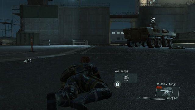 Patch # 9 - manchas XOF - Metal Gear Solid V: Zeros terra - Guia do Jogo e Passo a passo