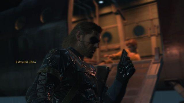 Fita Cassete # 3 - Zeros terra - fitas cassete - Metal Gear Solid: V Zeroes terra - Guia de jogo e passo a passo