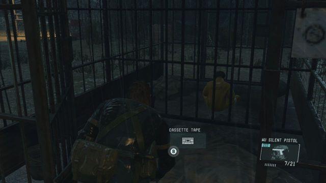 Cassete Especial - Zeroes Ground - fitas cassete - Metal Gear Solid: V Zeroes terra - Guia de jogo e passo a passo