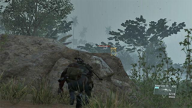 Battle with Skulls female snipers | Walkthrough - Metal Gear