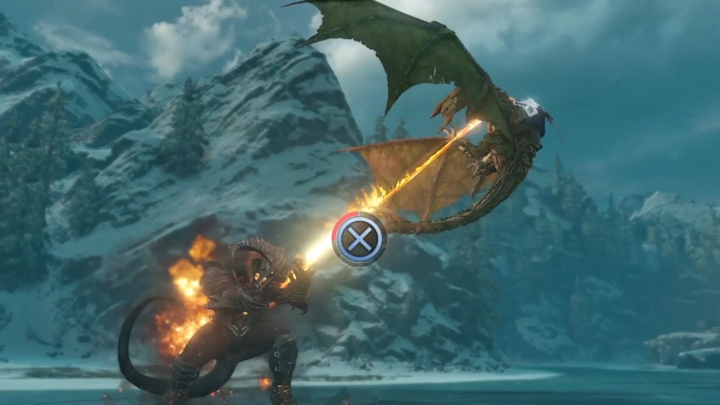 26 Frozen Flame Middle Earth Shadow Of War Game Guide Gamepressure Com