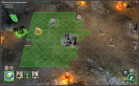 Ghouls will be very useful - 1st mission - In the Wake of Adversality - Campaign - Might & Magic: Heroes VI Game Guide