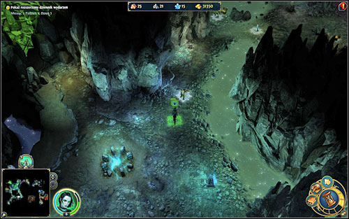 What the heck gryffins are doing in this cave? - 1st mission - In the Wake of Adversality - Campaign - Might & Magic: Heroes VI - Game Guide and Walkthrough