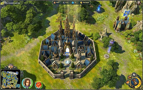 Cities And Forts Might Amp Magic Heroes Vi Game Guide