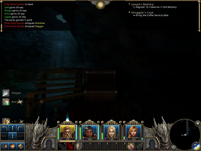The chest with Zale's treasure in - Sorpigal - map and quests - Act I - Sorpigal - Might & Magic X: Legacy - Game Guide and Walkthrough