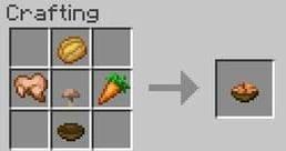 Minecraft Food Recipes List Crafting Minecraft Guide