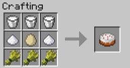Food crafting recipes minecraft game guide gamepressure it replenishes quite a lot of health and hunger food crafting recipes forumfinder Gallery