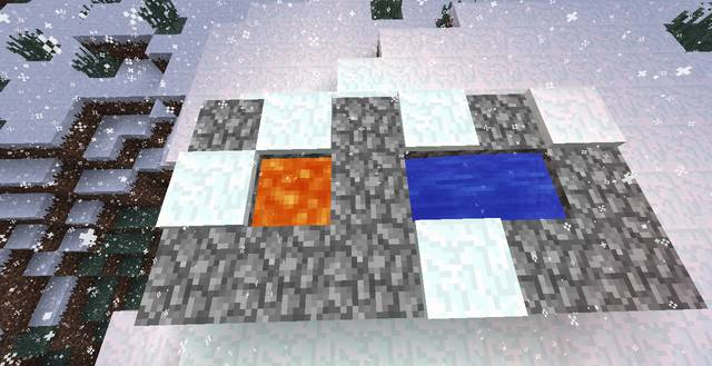 The Basic Cobblestone Generator   Cobblestone Generator   Hints For The  House   Minecraft   Game
