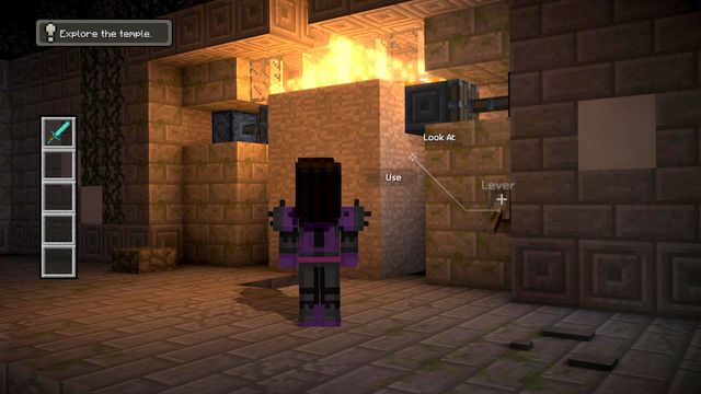 Chapter 1 Episode 5 Order Up Minecraft Story Mode A