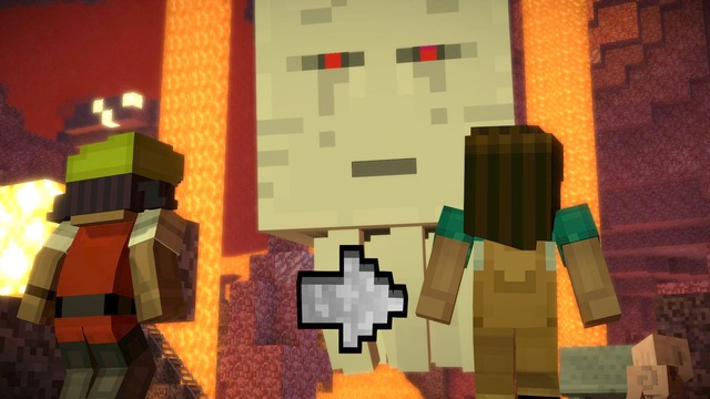 Chapter 1 | Episode 2: Assembly Required - Minecraft: Story