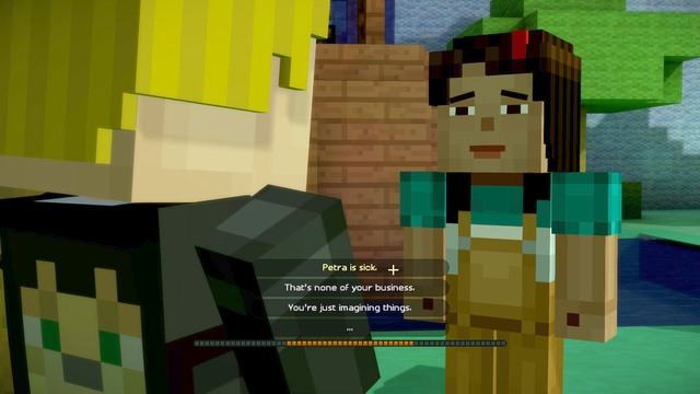 Minecraft Story Mode Guide Episode 1 Bukalah R
