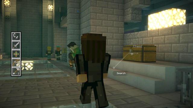 minecraft story mode enderman