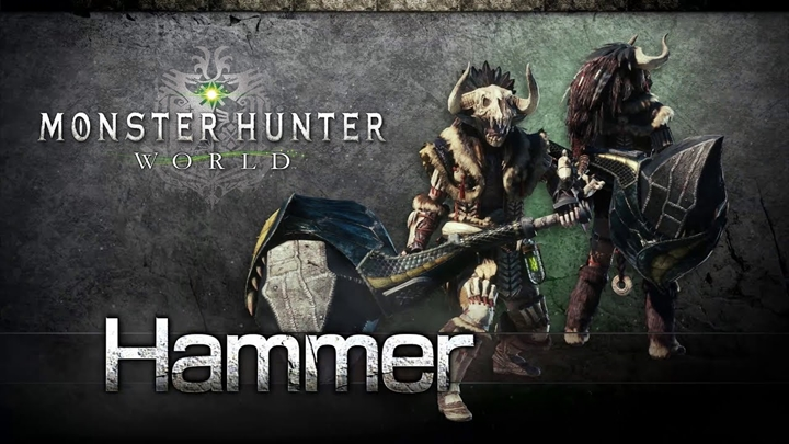 Hammer Weapons Monster Hunter World Game Guide