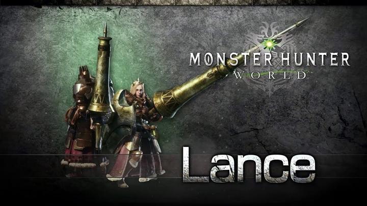 Lance weapons monster hunter world game guide for Decoration list monster hunter world