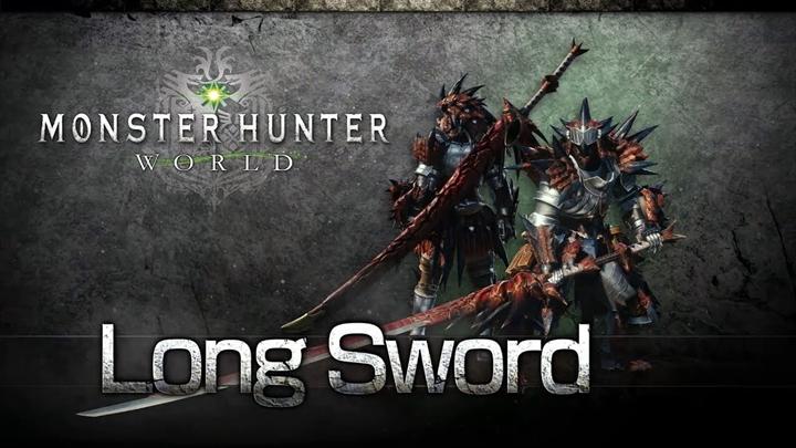 Long Sword Weapons Monster Hunter World Game Guide