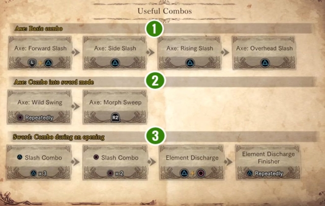 Switch Axe | Weapons - Monster Hunter World Game Guide