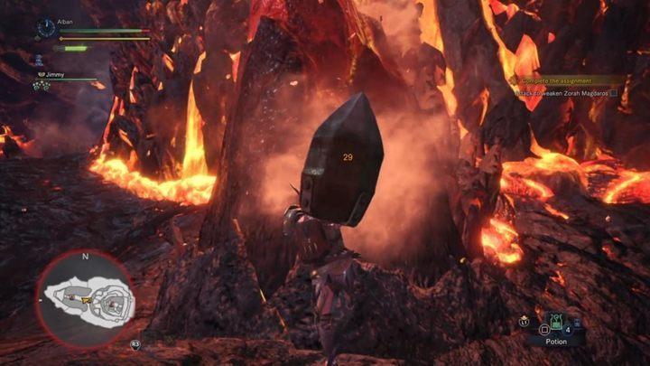 The battle with Zorah Magdaros - combat, tactics & how to defeat