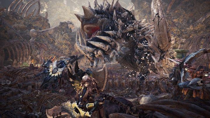 Radobaan - tactics, resistance & weak points - Monster Hunter World