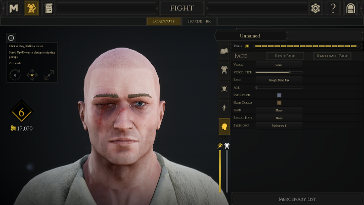 Character Creation and Weapon Selection in Mordhau - Mordhau Guide