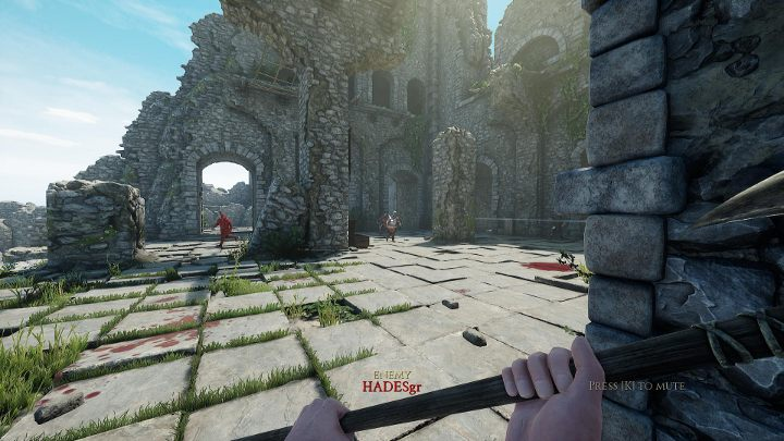 Death in Skirmish mode requires waiting until the next round. - Game modes in Mordhau - Starting Tips - Mordhau Guide and Tips