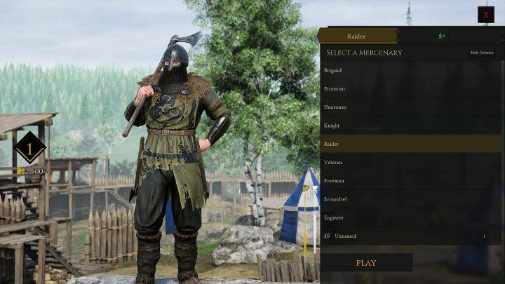 Лучший персонаж в Mordhau для новичков - какой тип война выбрать дл победы