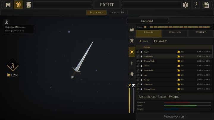 It is necessary to allocate virtual gold for weapons. - Are there any micropayments in the Mordhau? - FAQ - Mordhau Guide and Tips