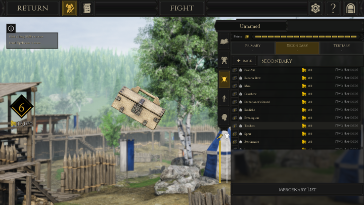 Toolbox costs 500 gold. - How to use Toolbox in Mordhau? - FAQ - Mordhau Guide and Tips