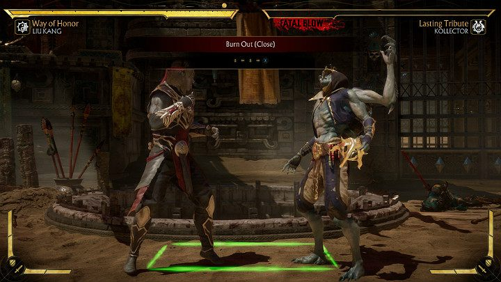As the name suggests, this is where you can test your skills in performing Fatality - Training mode in Mortal Kombat 11 - Game modes - Mortal Kombat 11 Guide and Tips