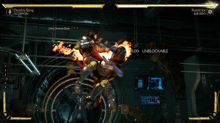Scorpion Guide Mortal Kombat 11 Combos Mortal Kombat 11 Guide