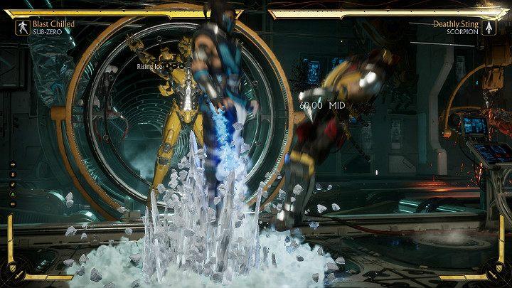 Sub Zero Guide Mortal Kombat 11 Combos Mortal Kombat 11 Guide